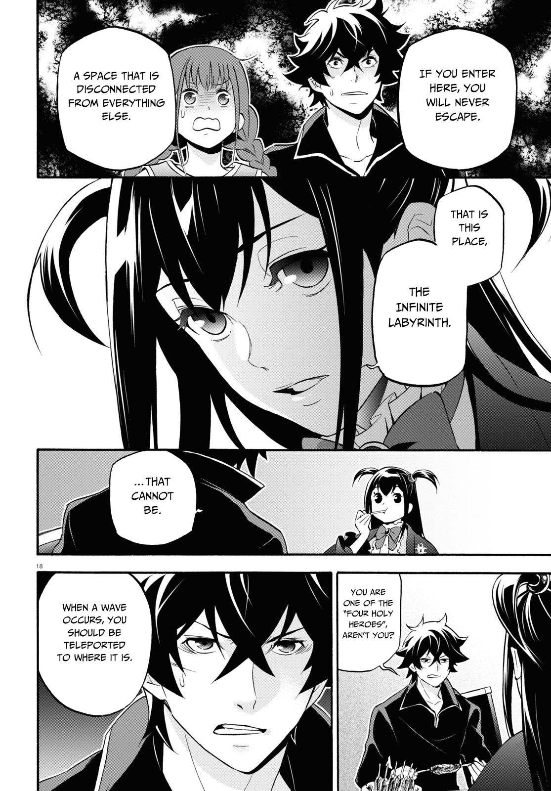Manga The Rising of the Shield Hero - Chapter 64 Page 19