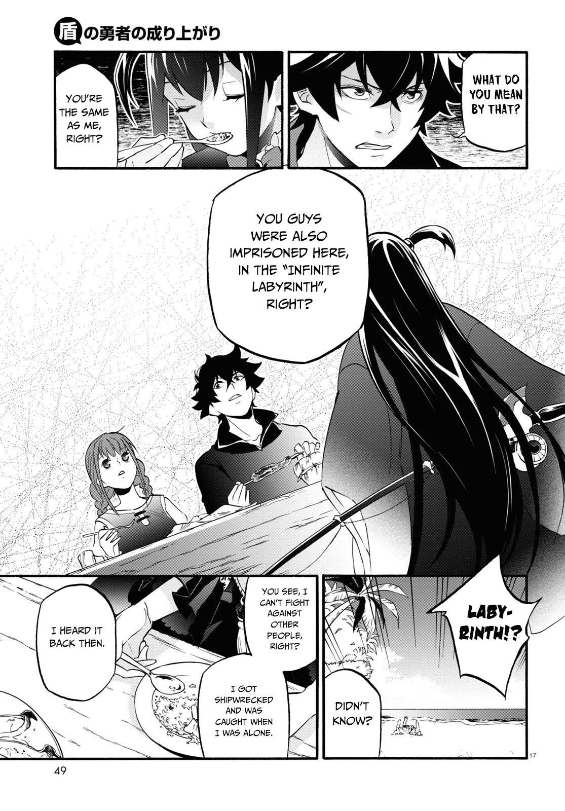 Manga The Rising of the Shield Hero - Chapter 64 Page 18