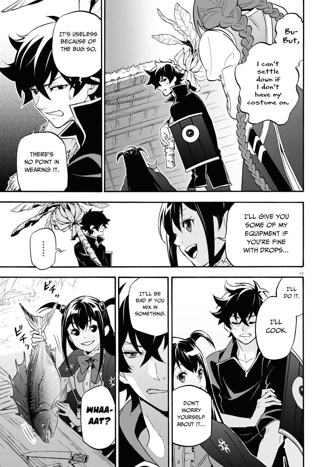 Manga The Rising of the Shield Hero - Chapter 64 Page 14