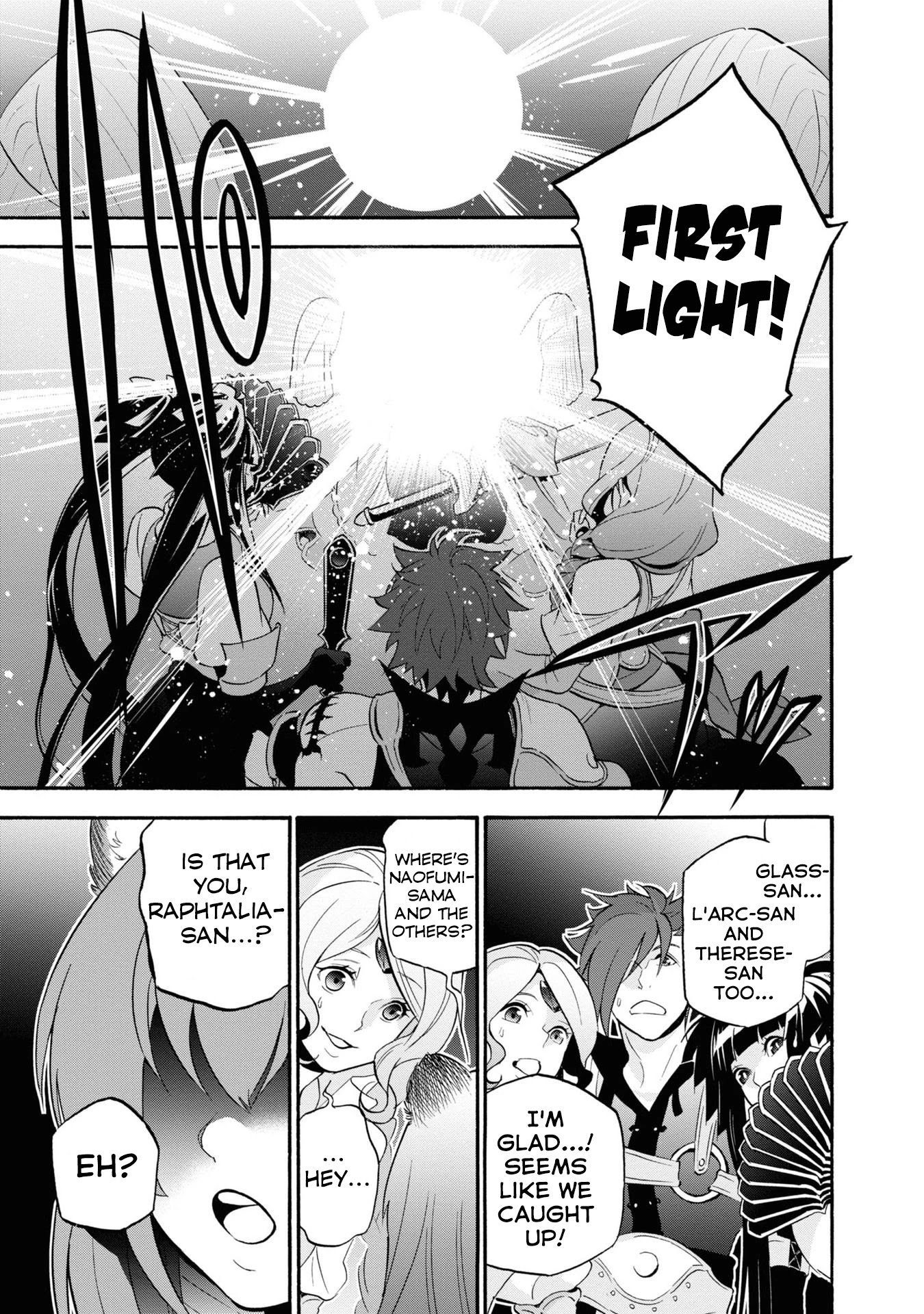 Manga The Rising of the Shield Hero - Chapter 66 Page 8