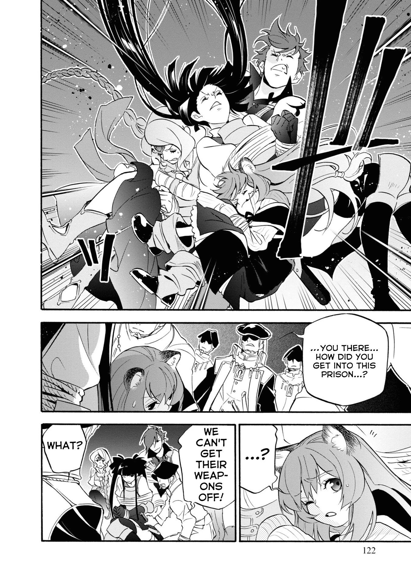 Manga The Rising of the Shield Hero - Chapter 66 Page 11