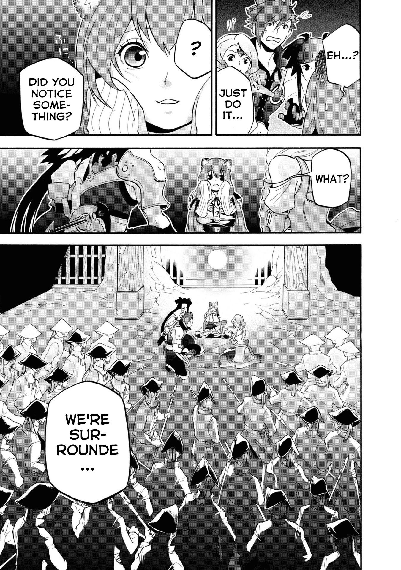 Manga The Rising of the Shield Hero - Chapter 66 Page 10