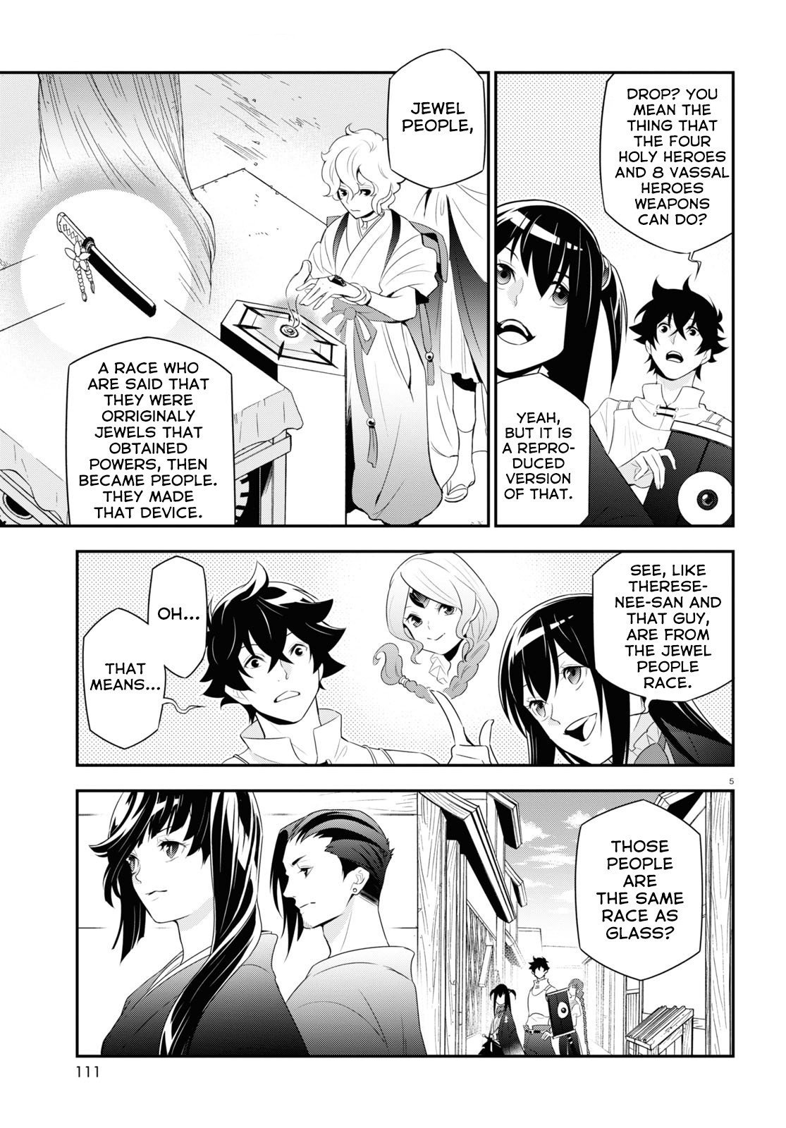 Manga The Rising of the Shield Hero - Chapter 67 Page 8