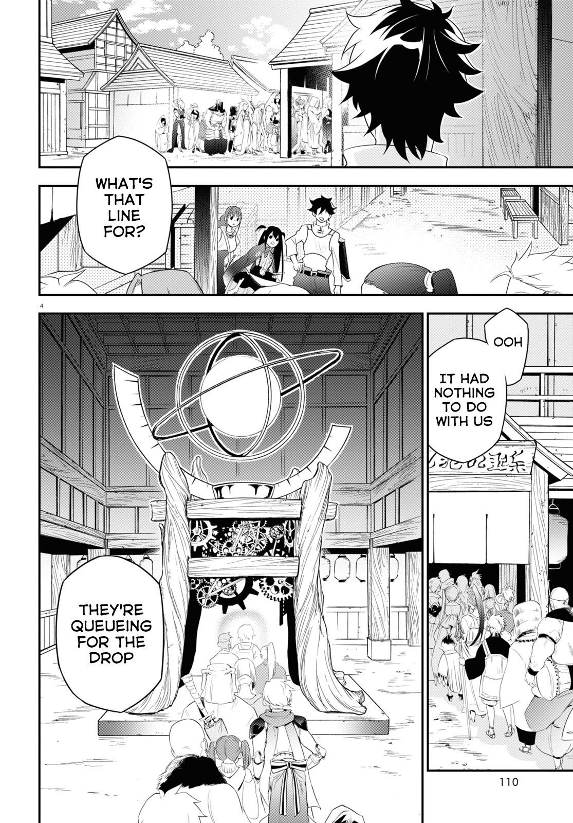 Manga The Rising of the Shield Hero - Chapter 67 Page 7
