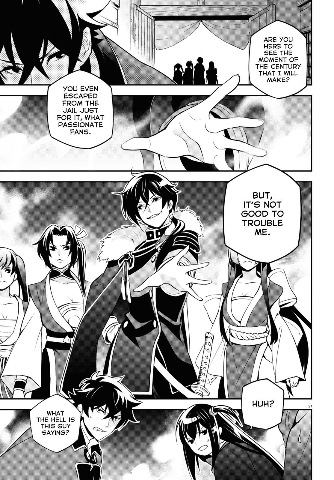 Manga The Rising of the Shield Hero - Chapter 68 Page 22