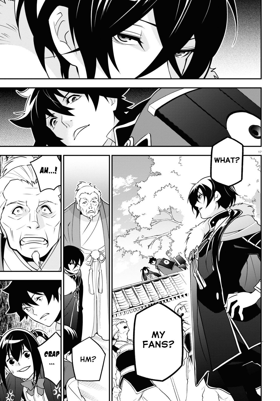 Manga The Rising of the Shield Hero - Chapter 68 Page 18