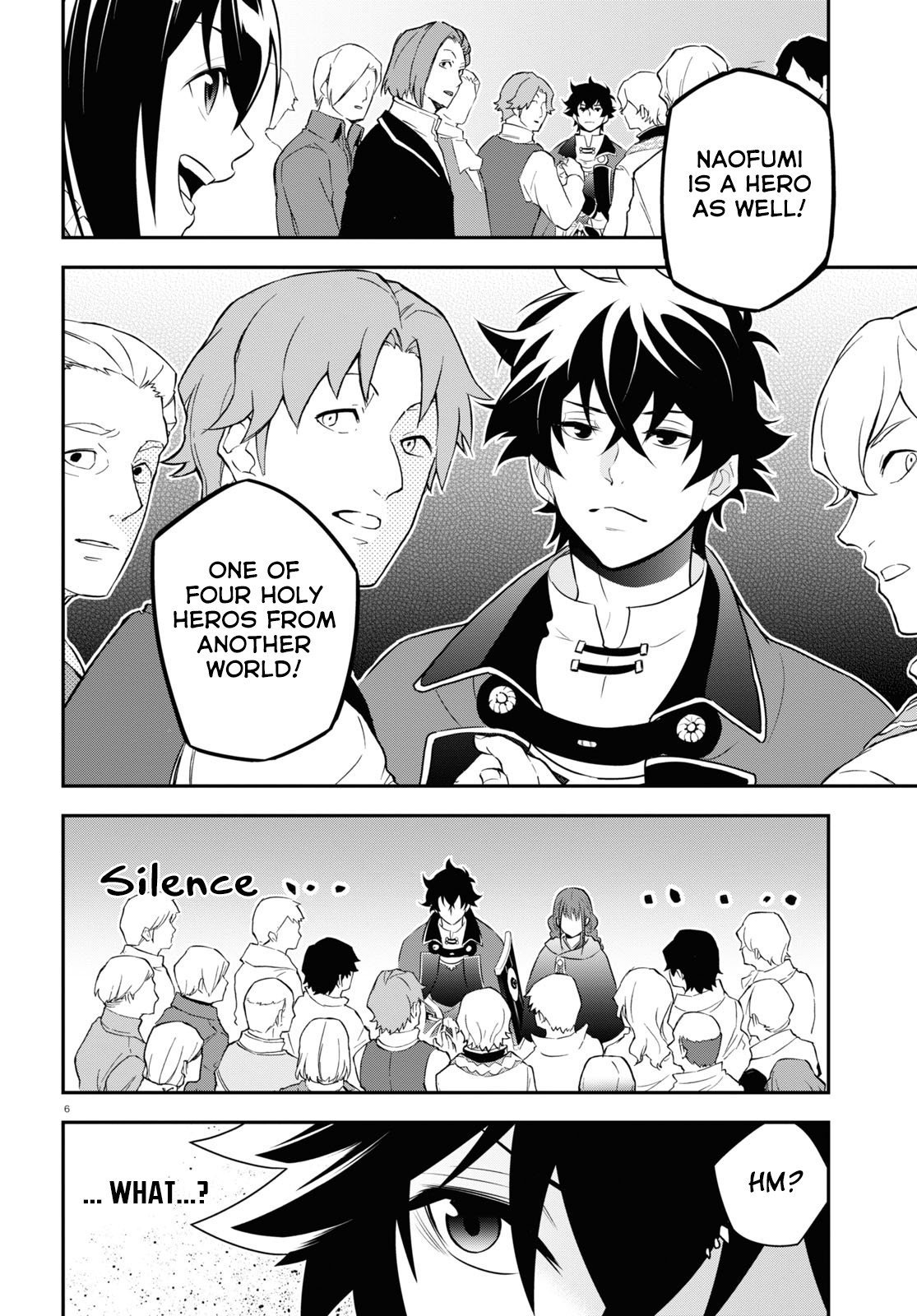 Manga The Rising of the Shield Hero - Chapter 69 Page 7