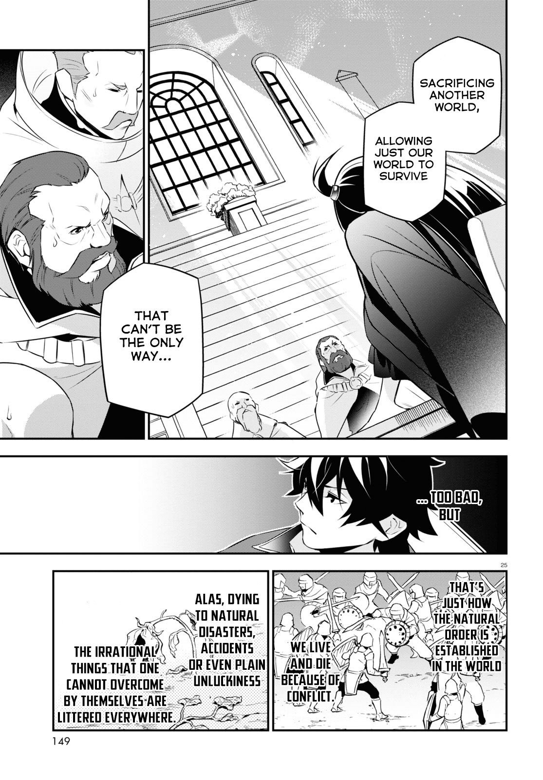 Manga The Rising of the Shield Hero - Chapter 69 Page 26