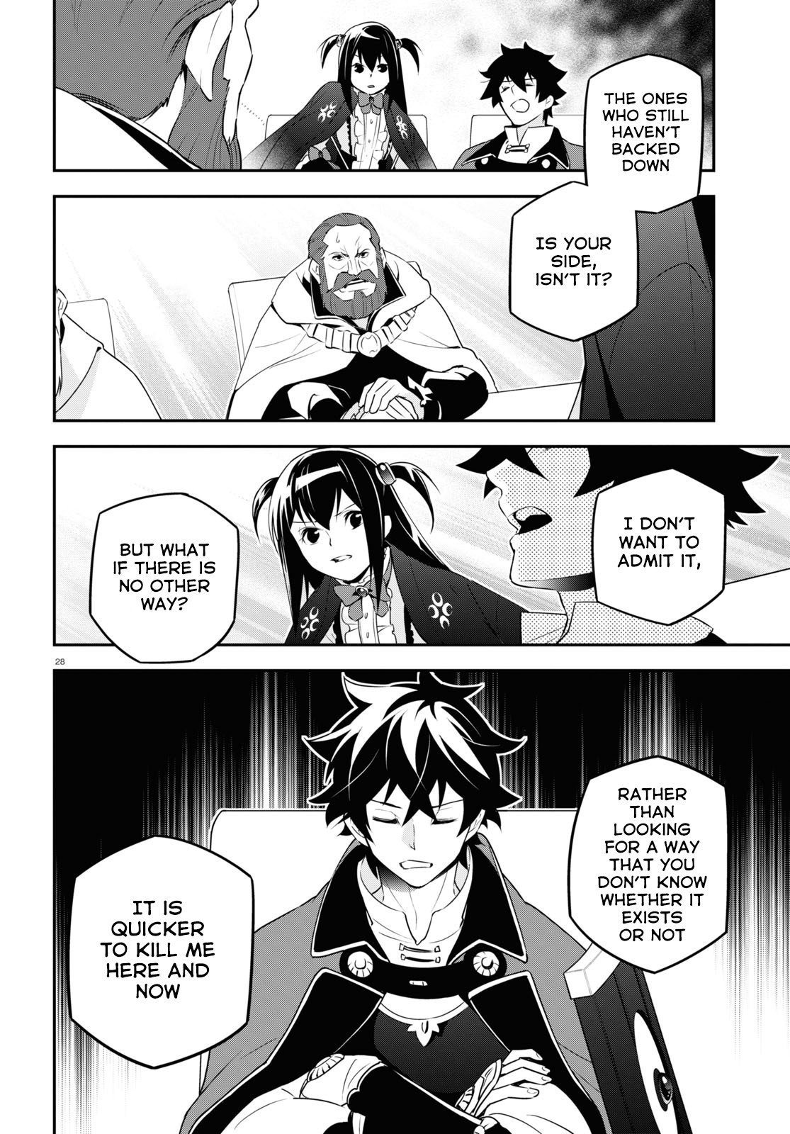 Manga The Rising of the Shield Hero - Chapter 69 Page 29