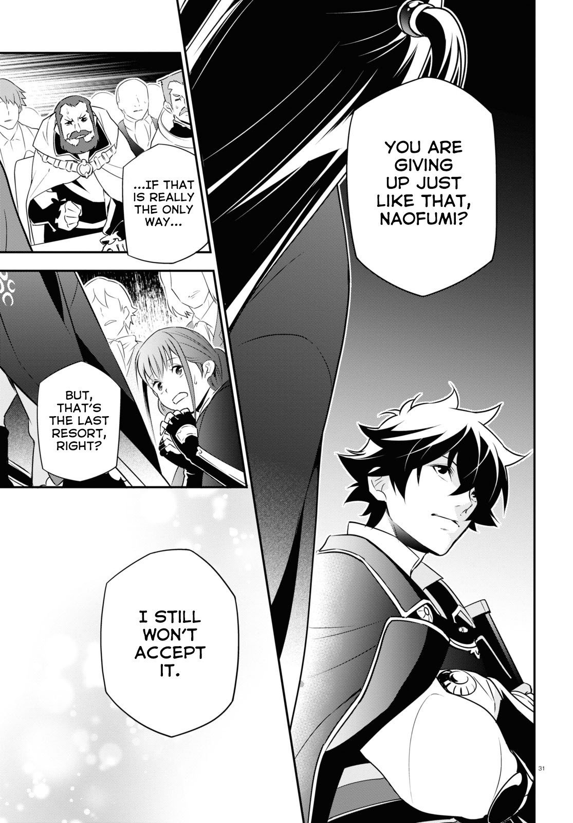 Manga The Rising of the Shield Hero - Chapter 69 Page 32