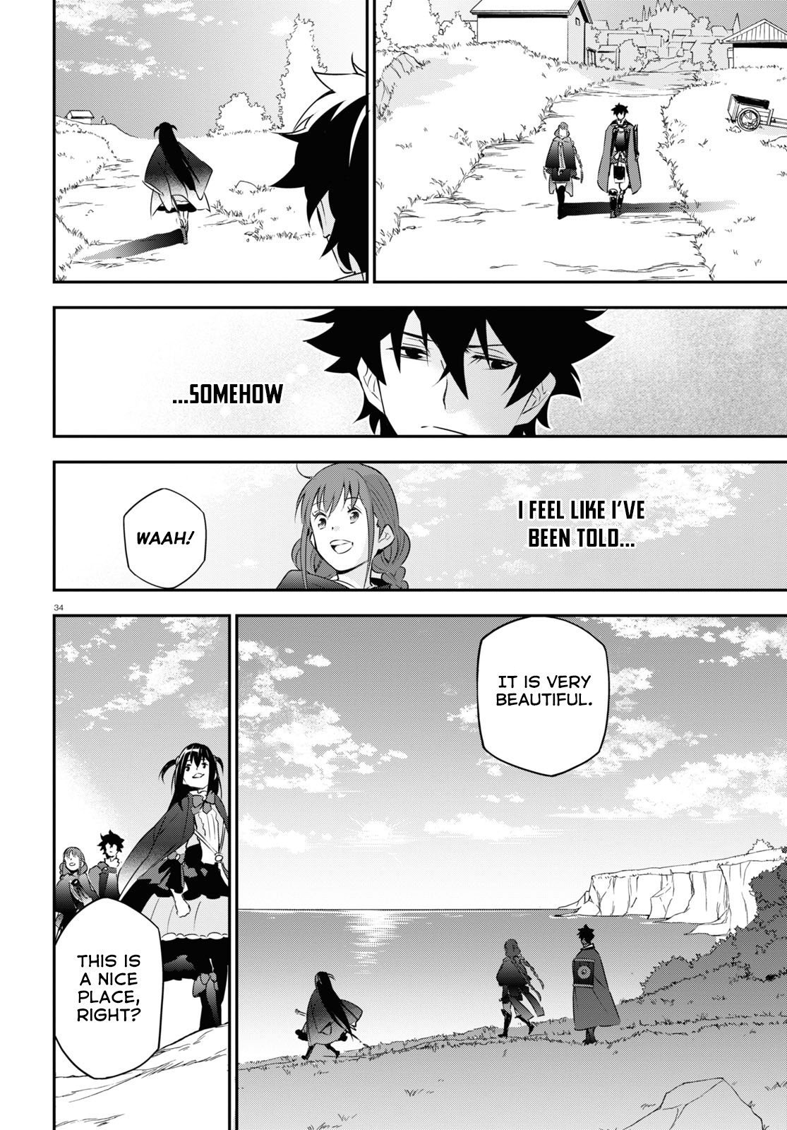 Manga The Rising of the Shield Hero - Chapter 69 Page 35