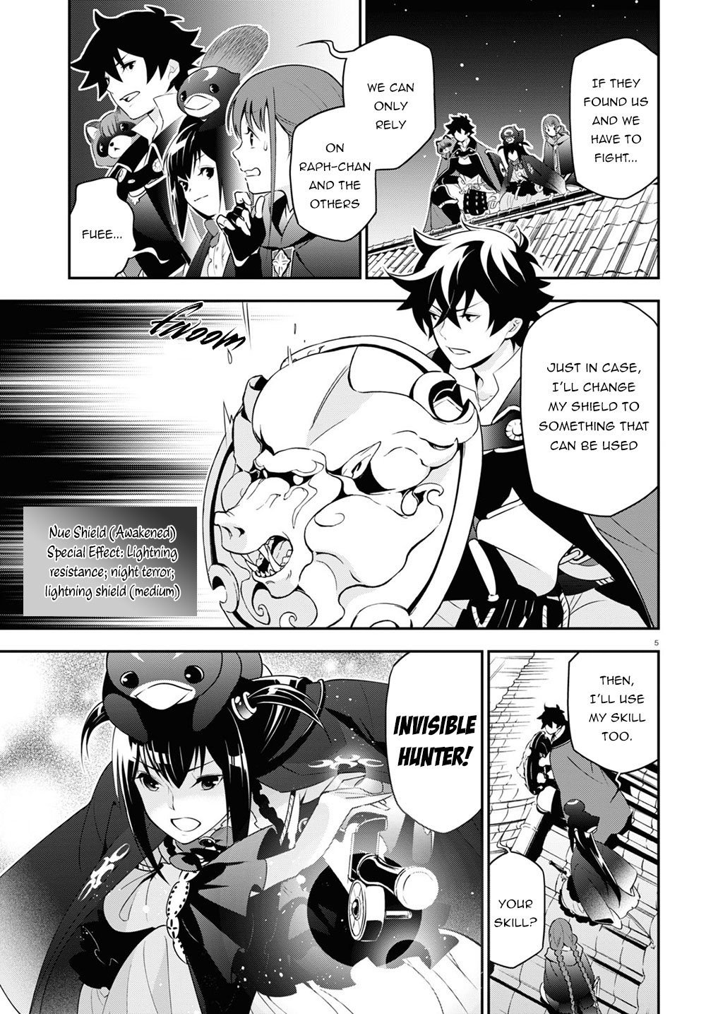 Manga The Rising of the Shield Hero - Chapter 71 Page 10