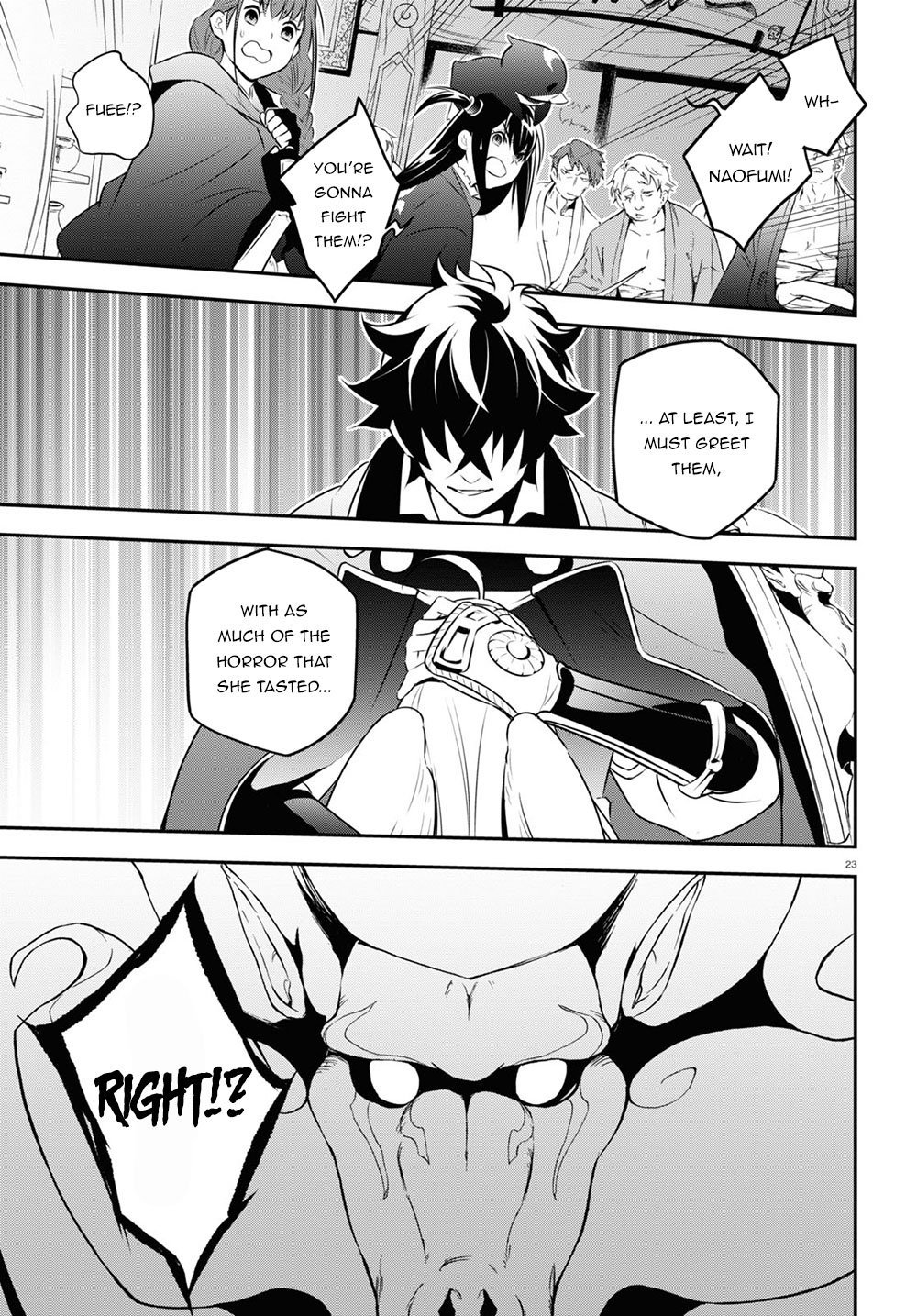 Manga The Rising of the Shield Hero - Chapter 71 Page 28