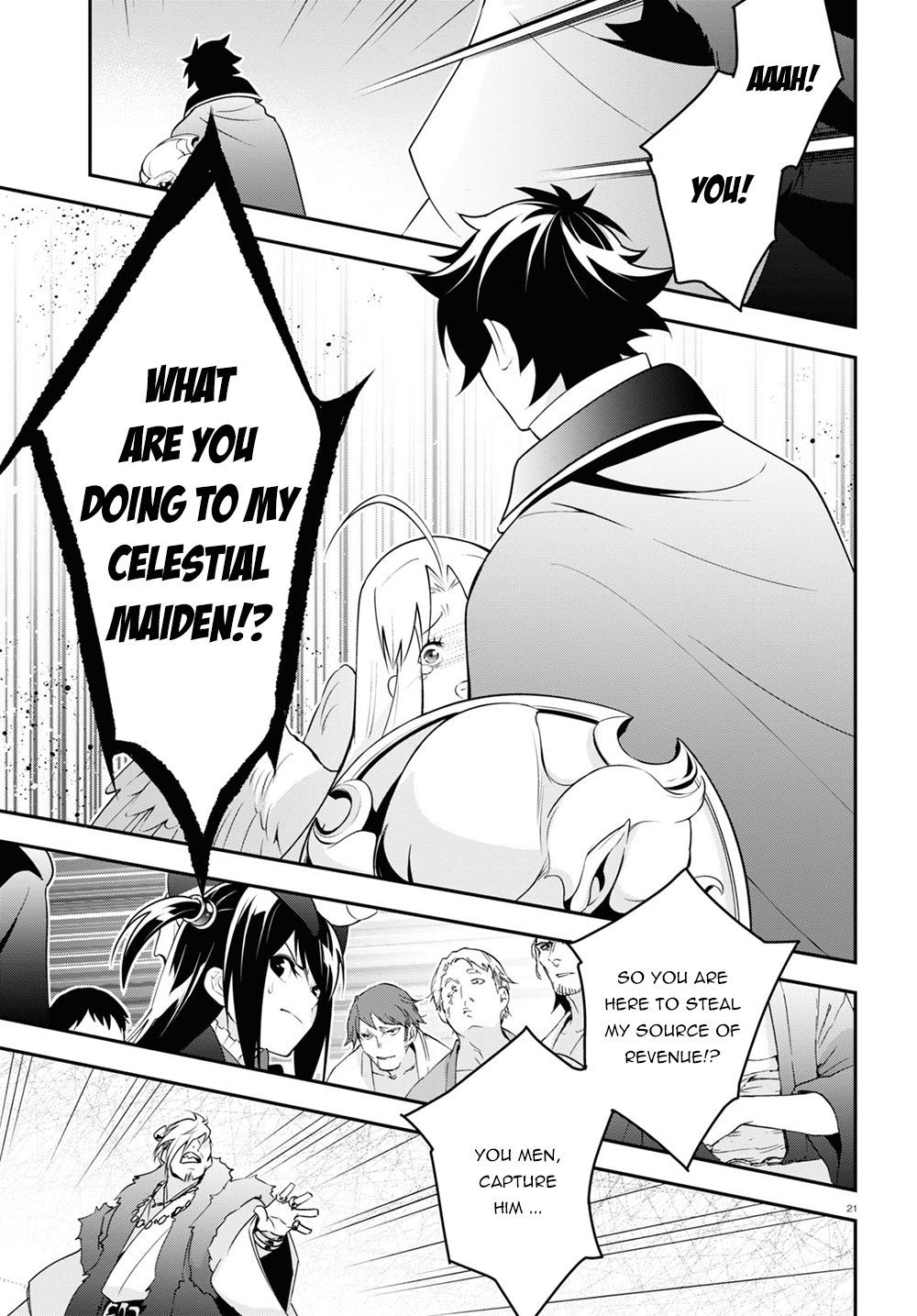 Manga The Rising of the Shield Hero - Chapter 71 Page 26