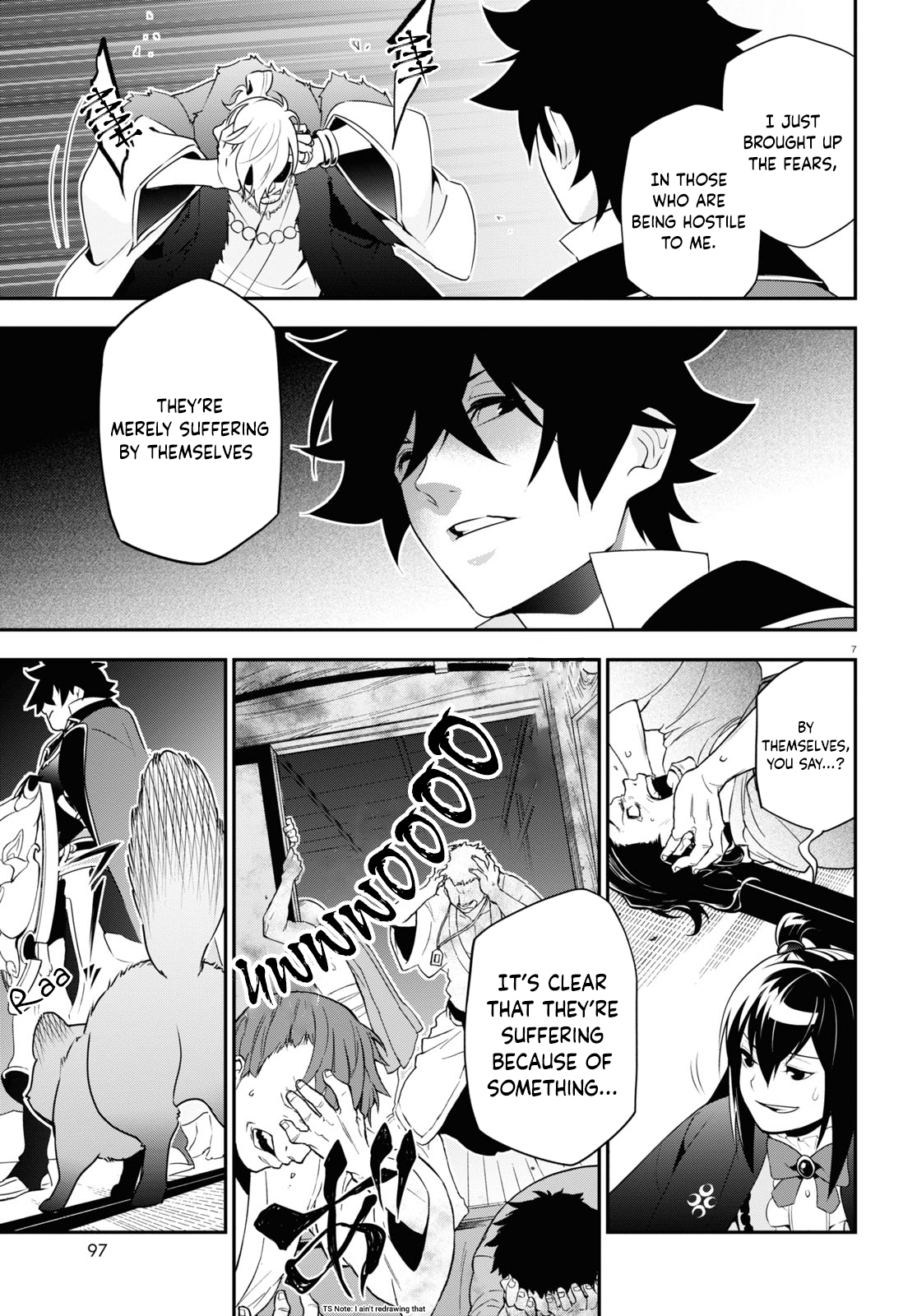 Manga The Rising of the Shield Hero - Chapter 72 Page 8