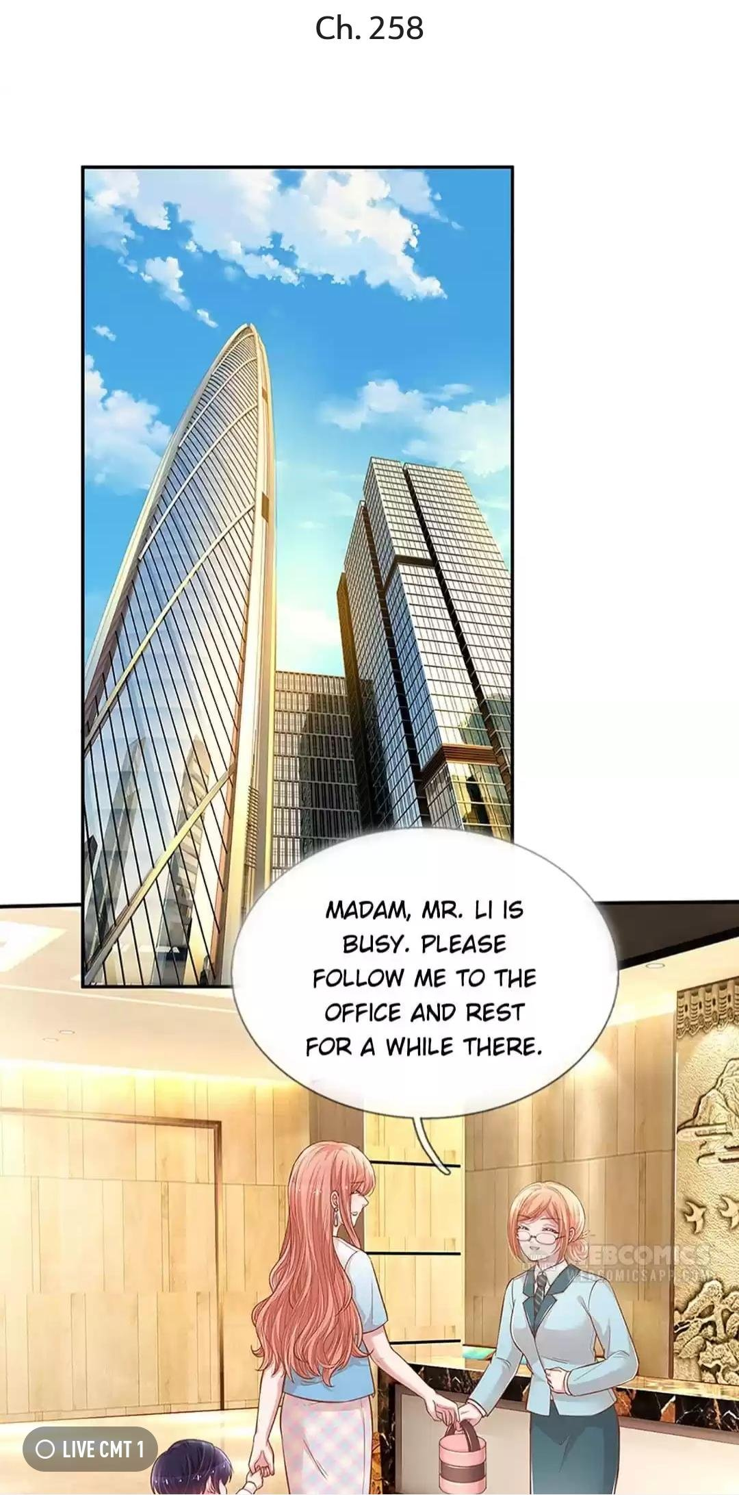 Manga Sweet Escape (Manhua) - Chapter 258 Page 1