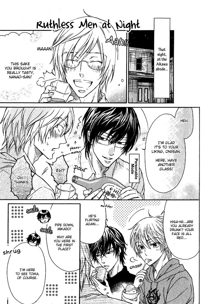 Manga I Want To Be Naughty! - Chapter 6.66 Page 1