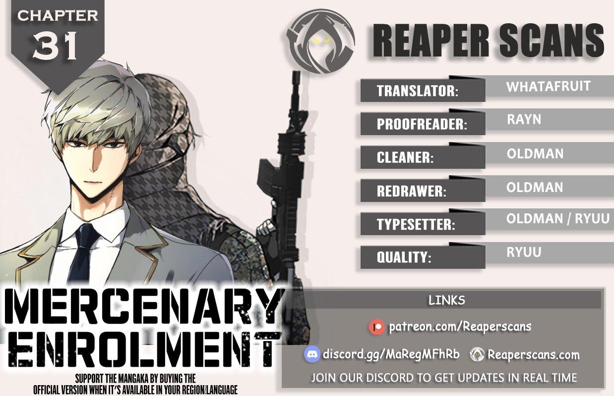 Manga Mercenary Enrollment - Chapter 31 Page 1
