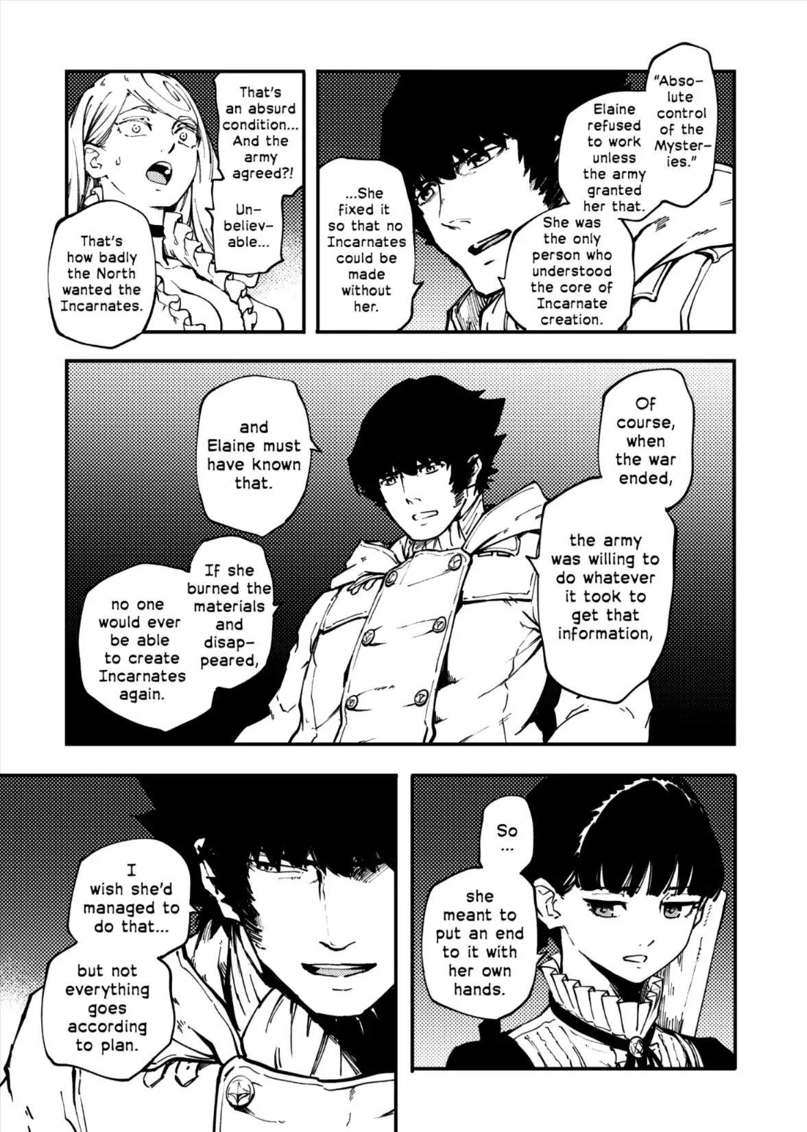 Manga To the Abandoned Sacred Beasts - Chapter 35 Page 11