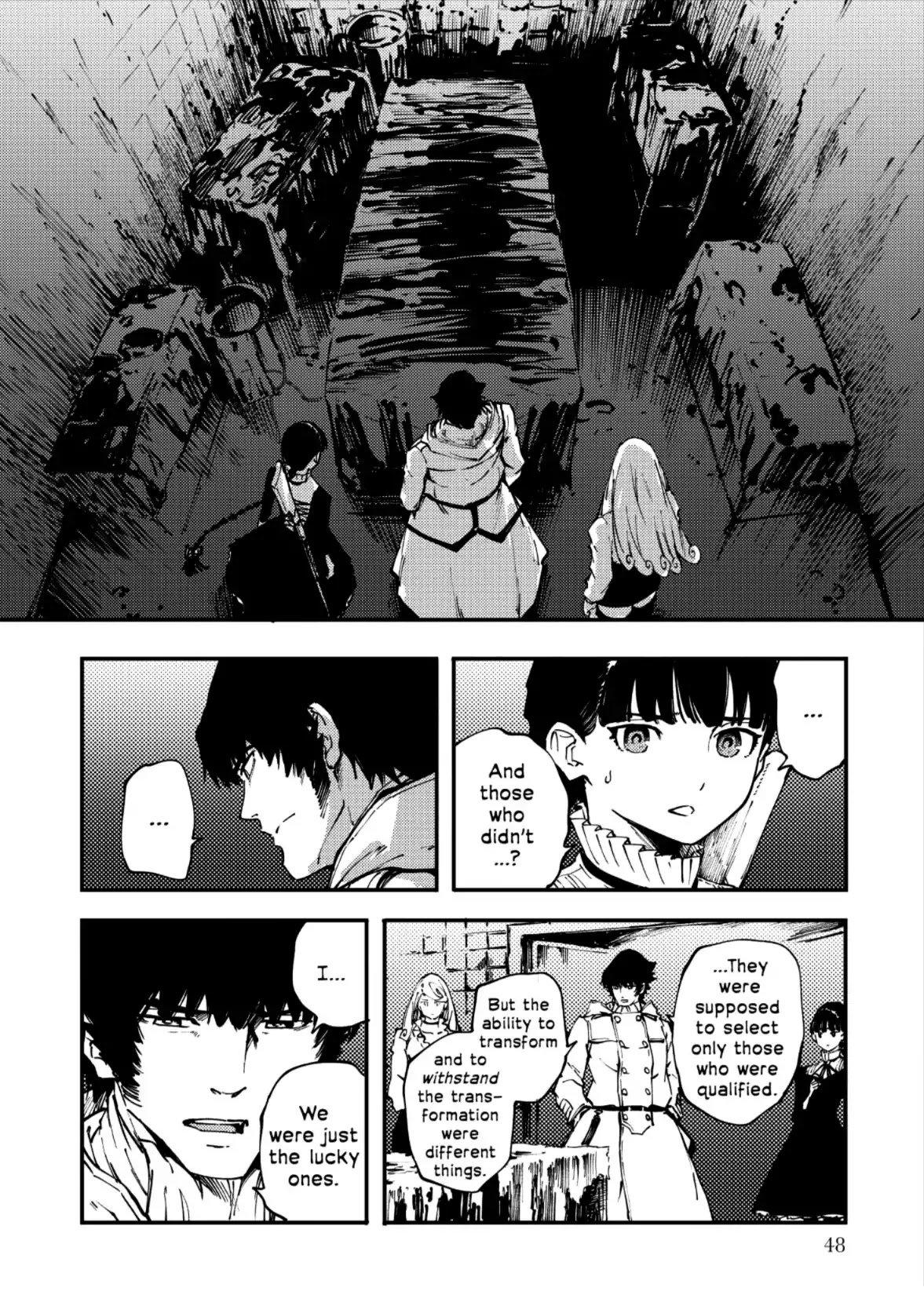 Manga To the Abandoned Sacred Beasts - Chapter 35 Page 22