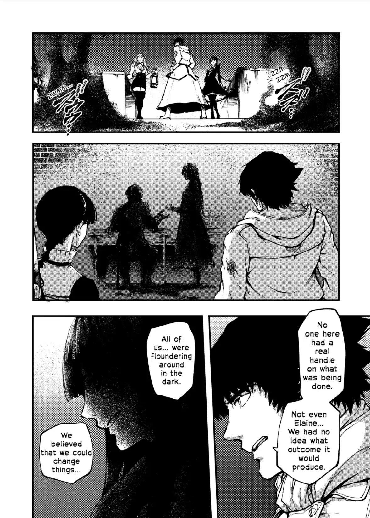 Manga To the Abandoned Sacred Beasts - Chapter 35 Page 12
