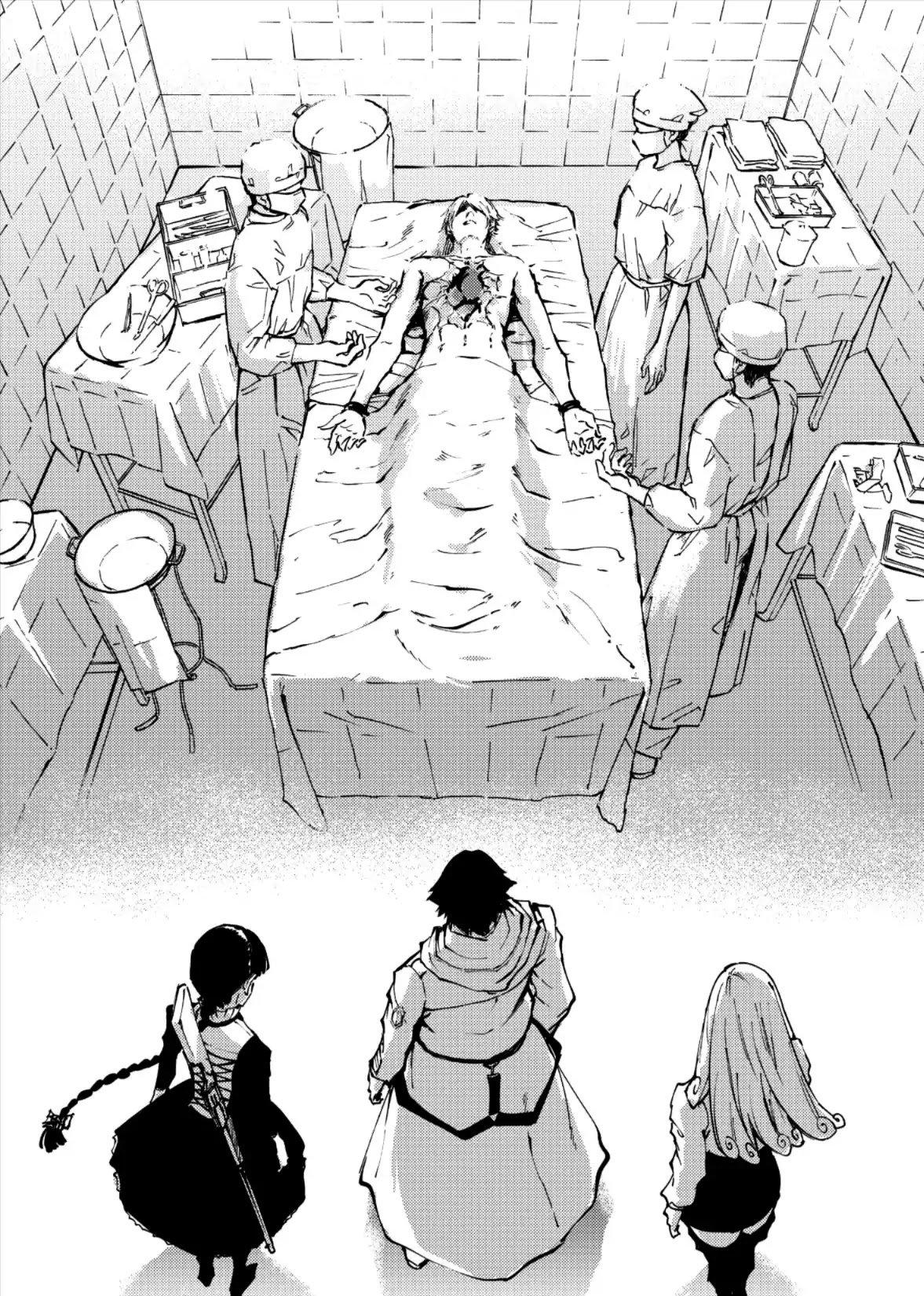 Manga To the Abandoned Sacred Beasts - Chapter 35 Page 15
