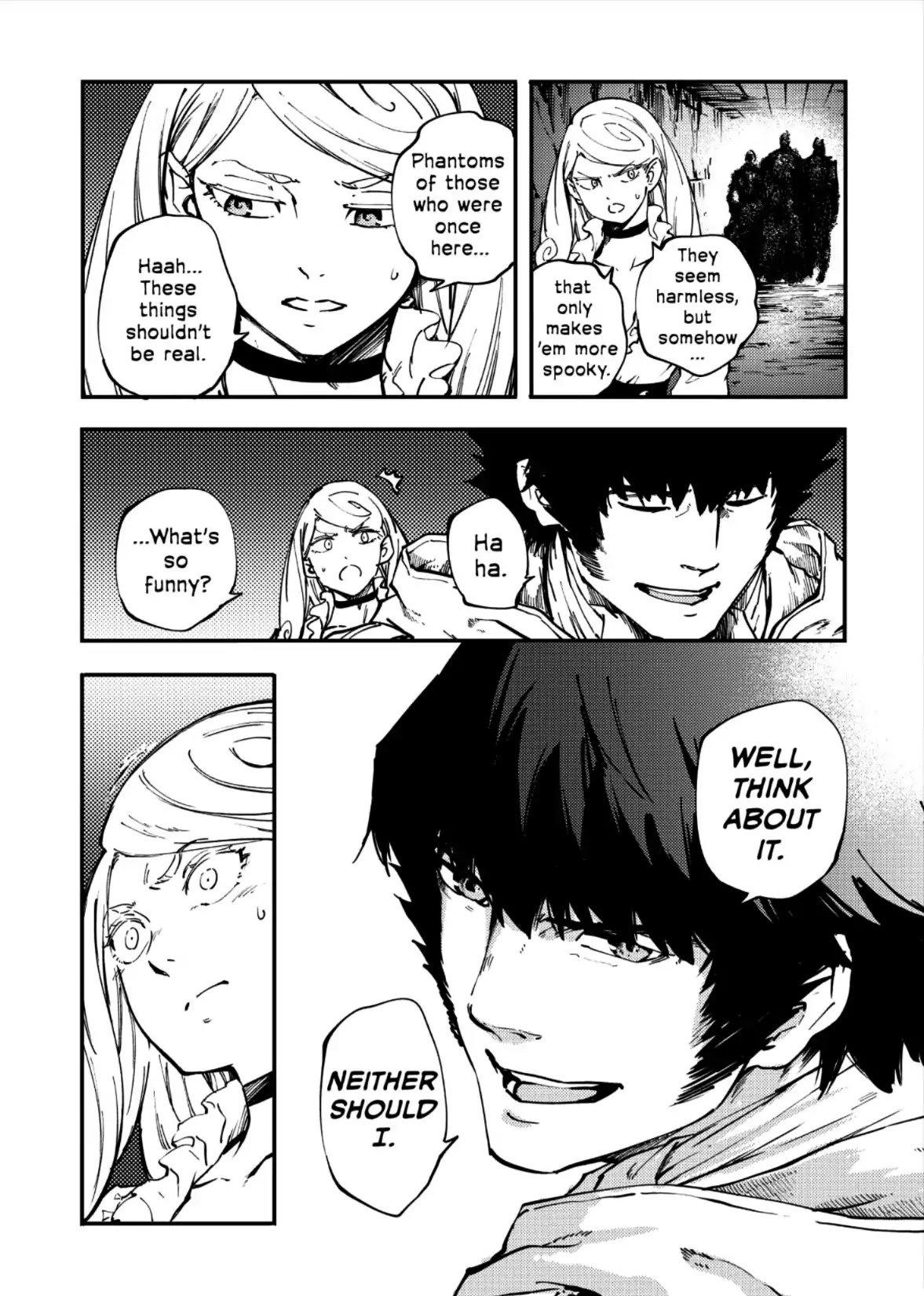 Manga To the Abandoned Sacred Beasts - Chapter 35 Page 8