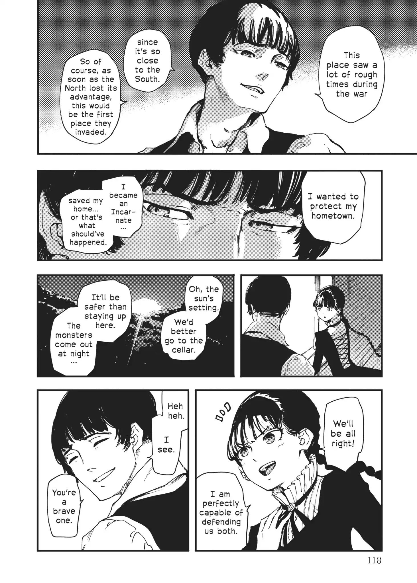 Manga To the Abandoned Sacred Beasts - Chapter 32 Page 20