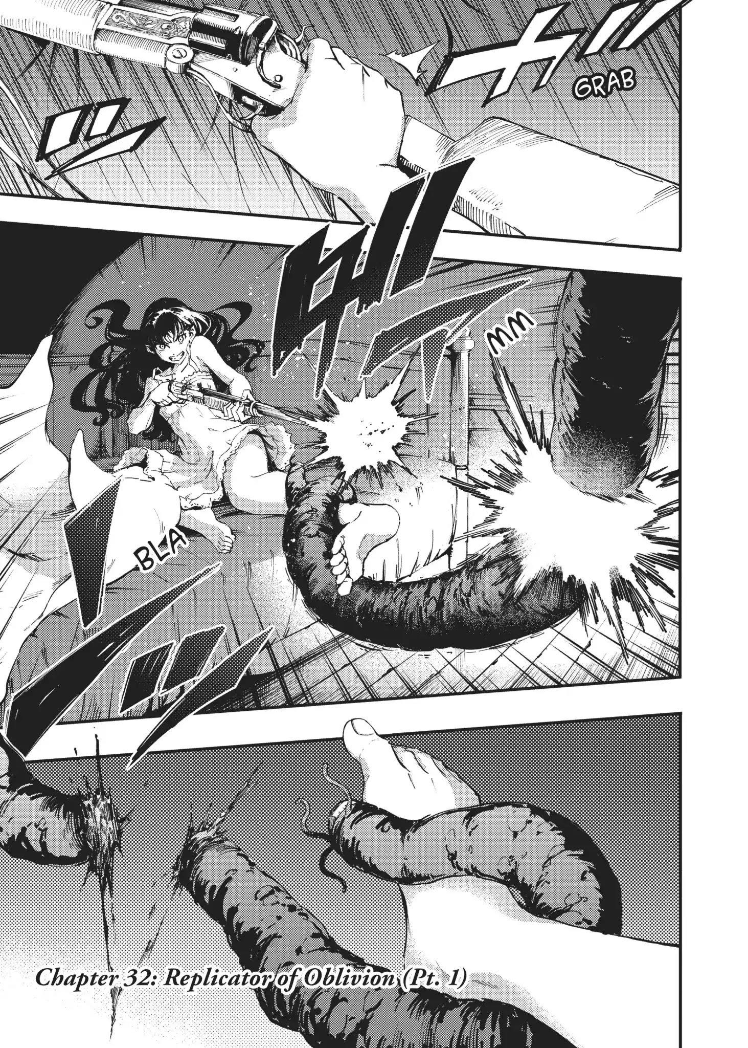 Manga To the Abandoned Sacred Beasts - Chapter 32 Page 1