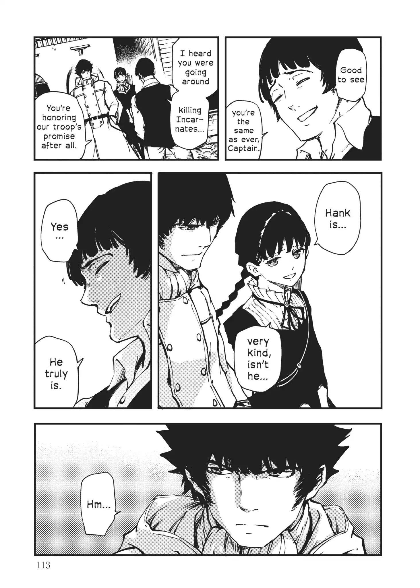 Manga To the Abandoned Sacred Beasts - Chapter 32 Page 15