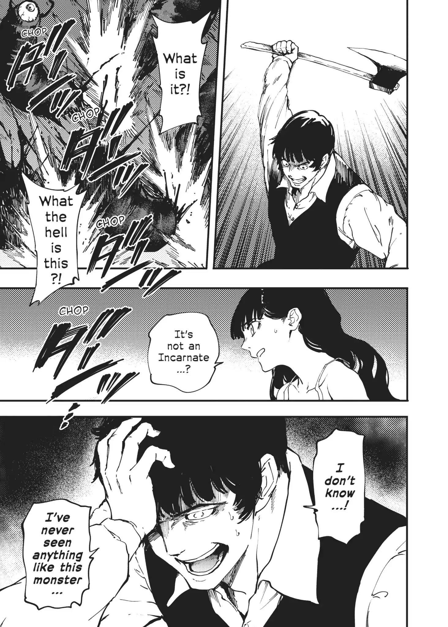 Manga To the Abandoned Sacred Beasts - Chapter 32 Page 5
