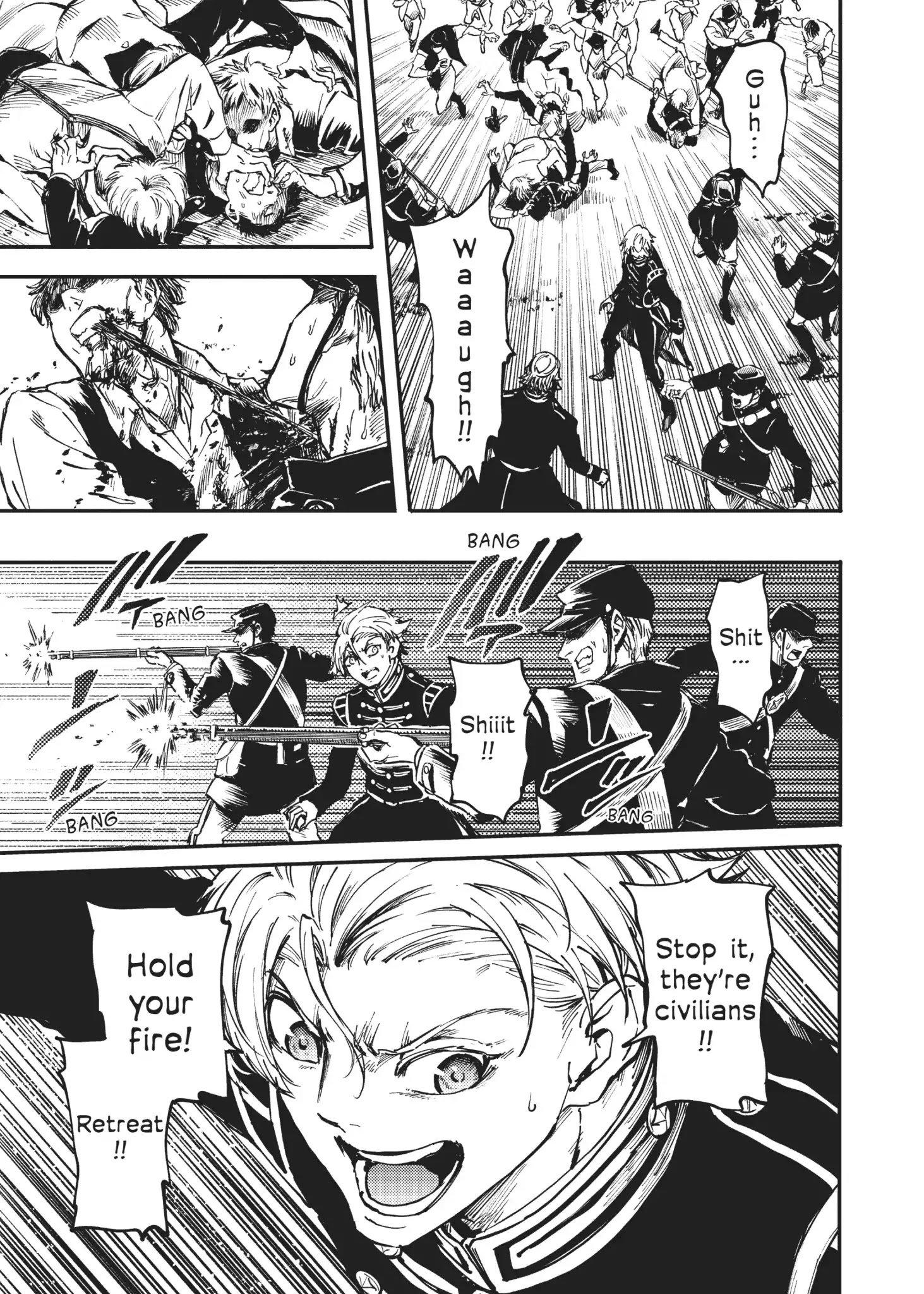 Manga To the Abandoned Sacred Beasts - Chapter 29 Page 24