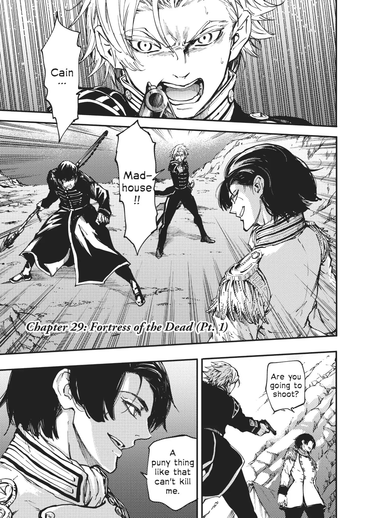 Manga To the Abandoned Sacred Beasts - Chapter 29 Page 4