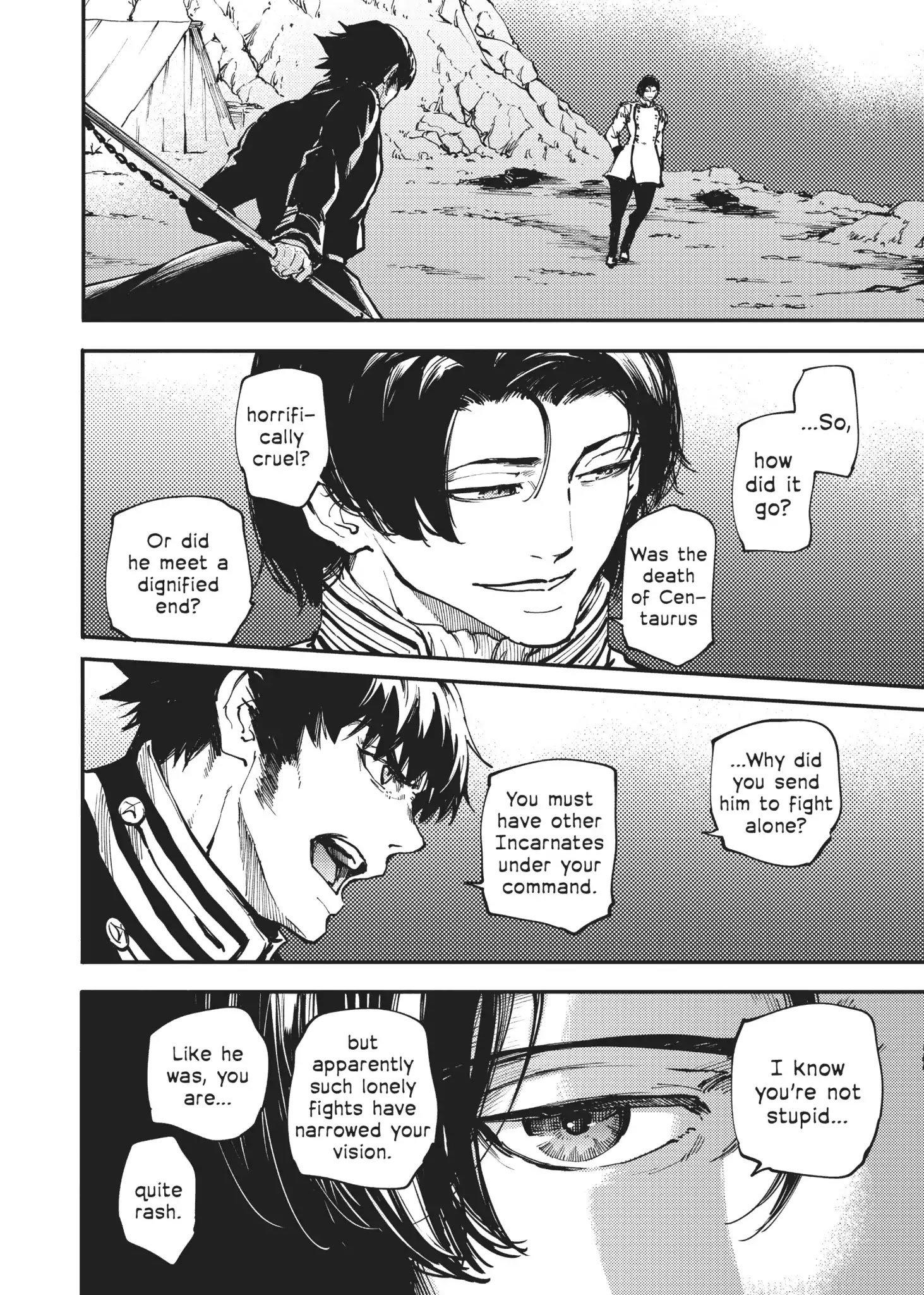 Manga To the Abandoned Sacred Beasts - Chapter 29 Page 7