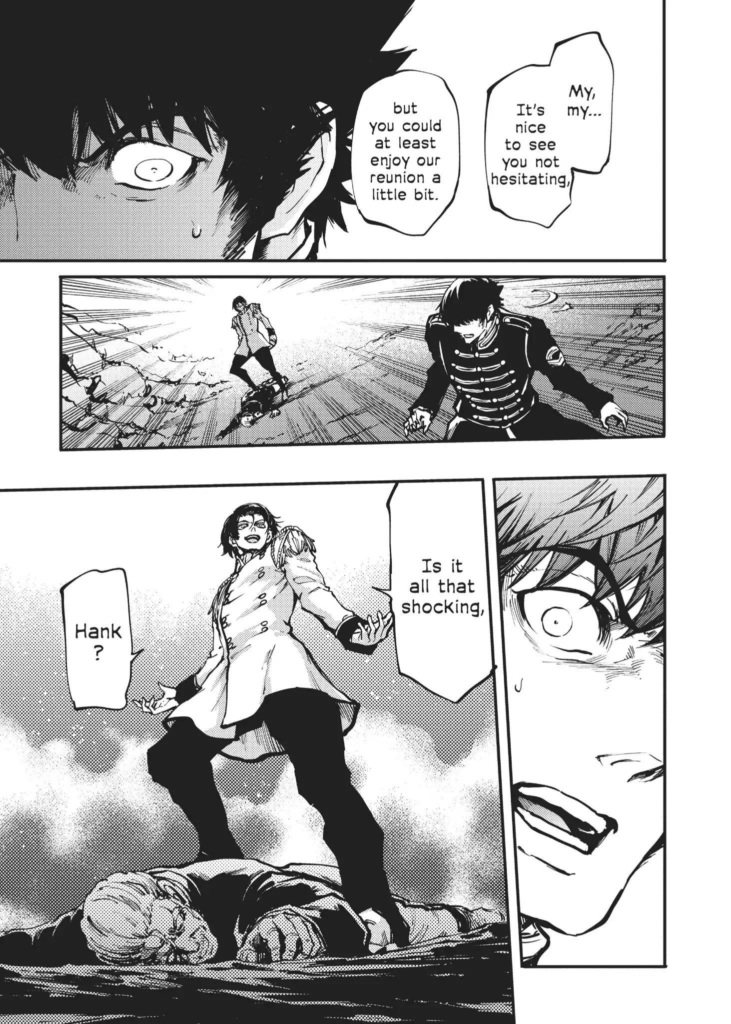 Manga To the Abandoned Sacred Beasts - Chapter 29 Page 14