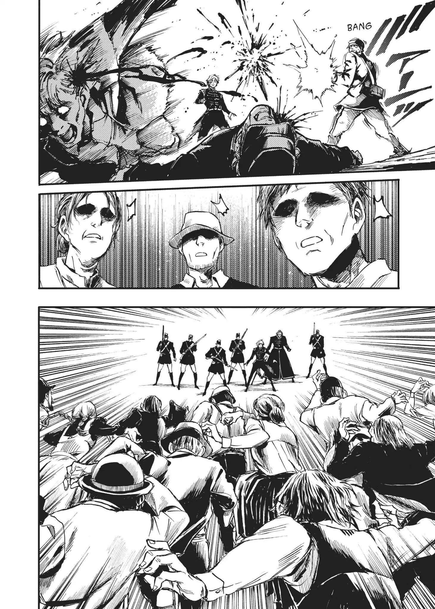 Manga To the Abandoned Sacred Beasts - Chapter 29 Page 23