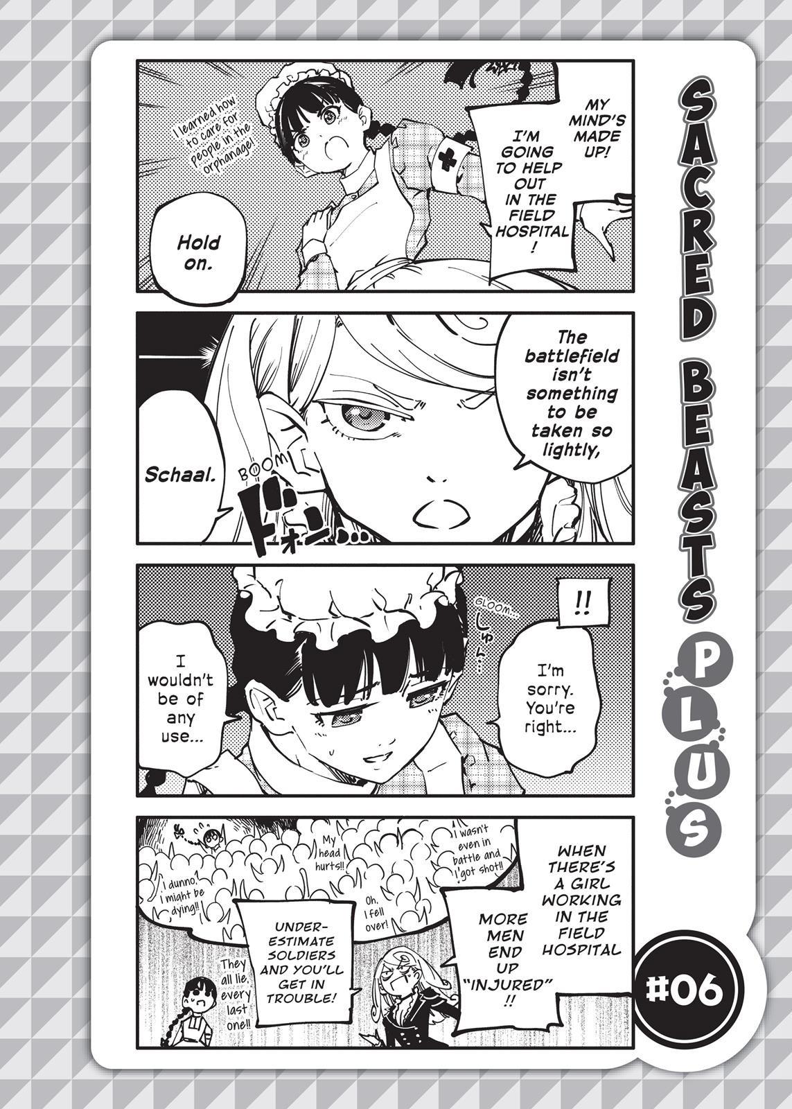 Manga To the Abandoned Sacred Beasts - Chapter 28 Page 27