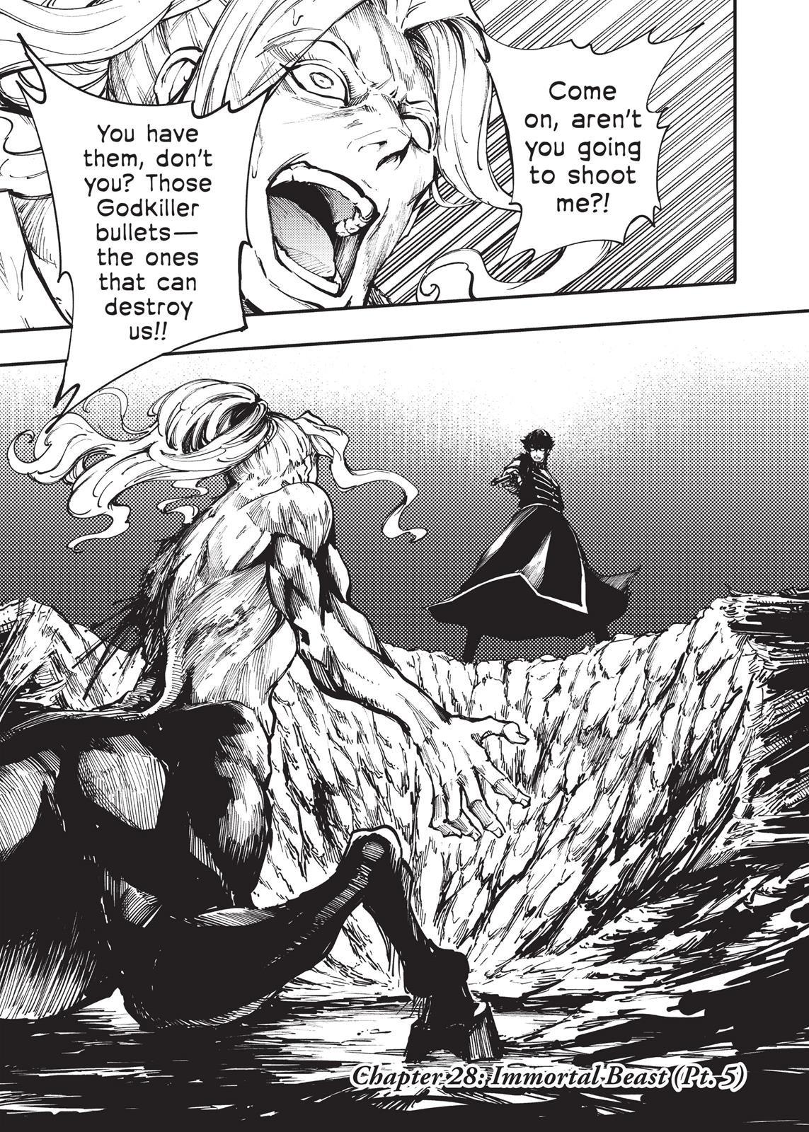 Manga To the Abandoned Sacred Beasts - Chapter 28 Page 1