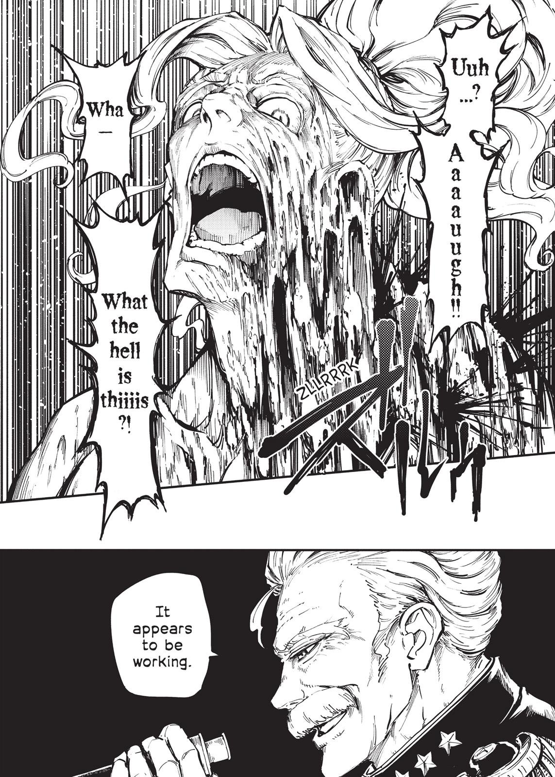 Manga To the Abandoned Sacred Beasts - Chapter 28 Page 5