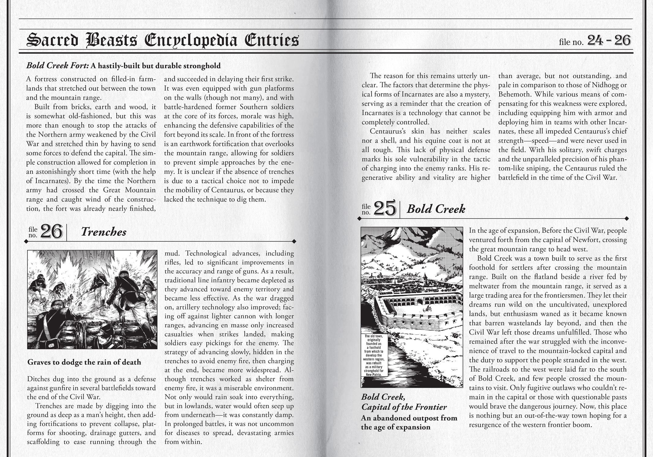 Manga To the Abandoned Sacred Beasts - Chapter 28 Page 31