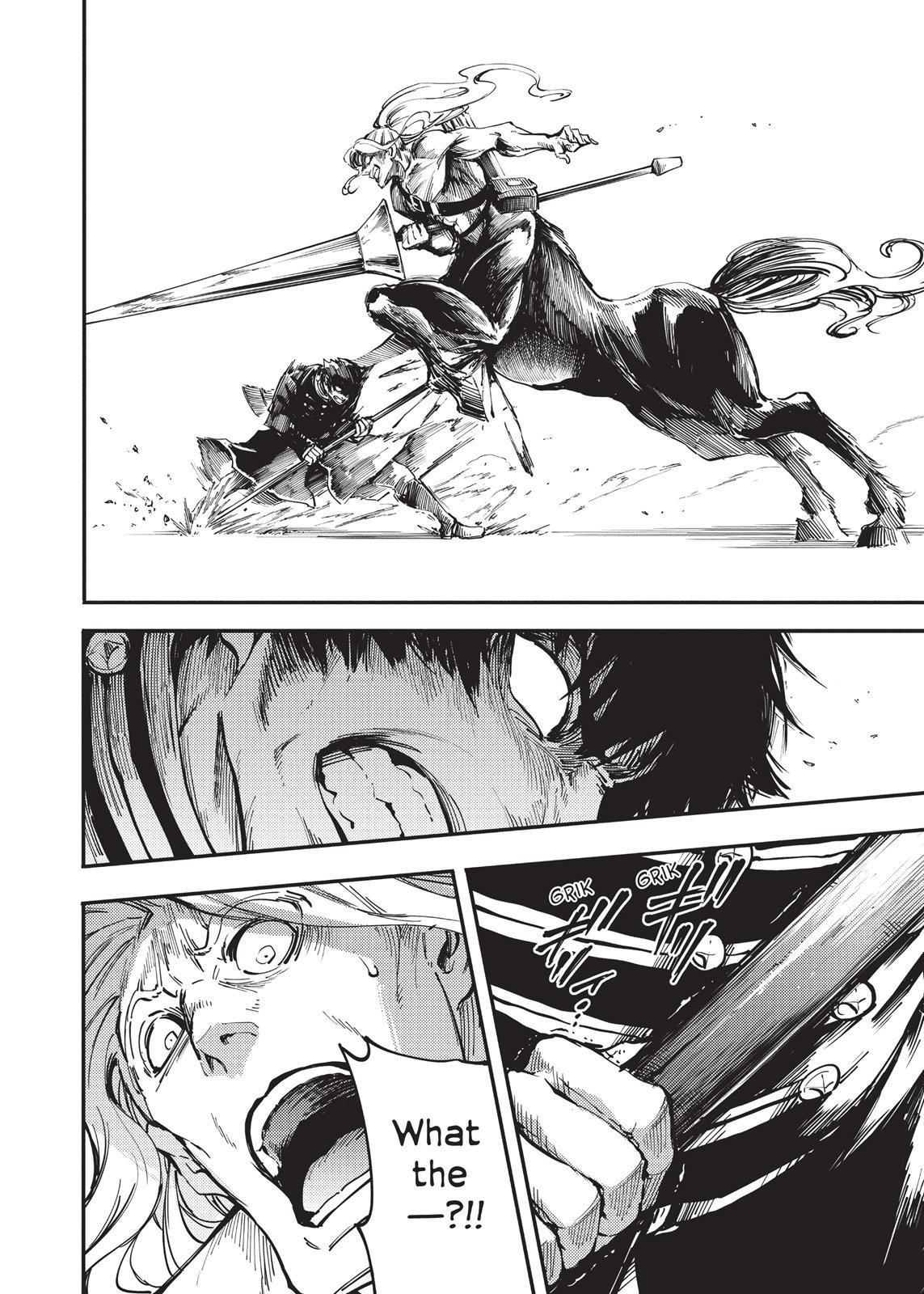 Manga To the Abandoned Sacred Beasts - Chapter 27 Page 12