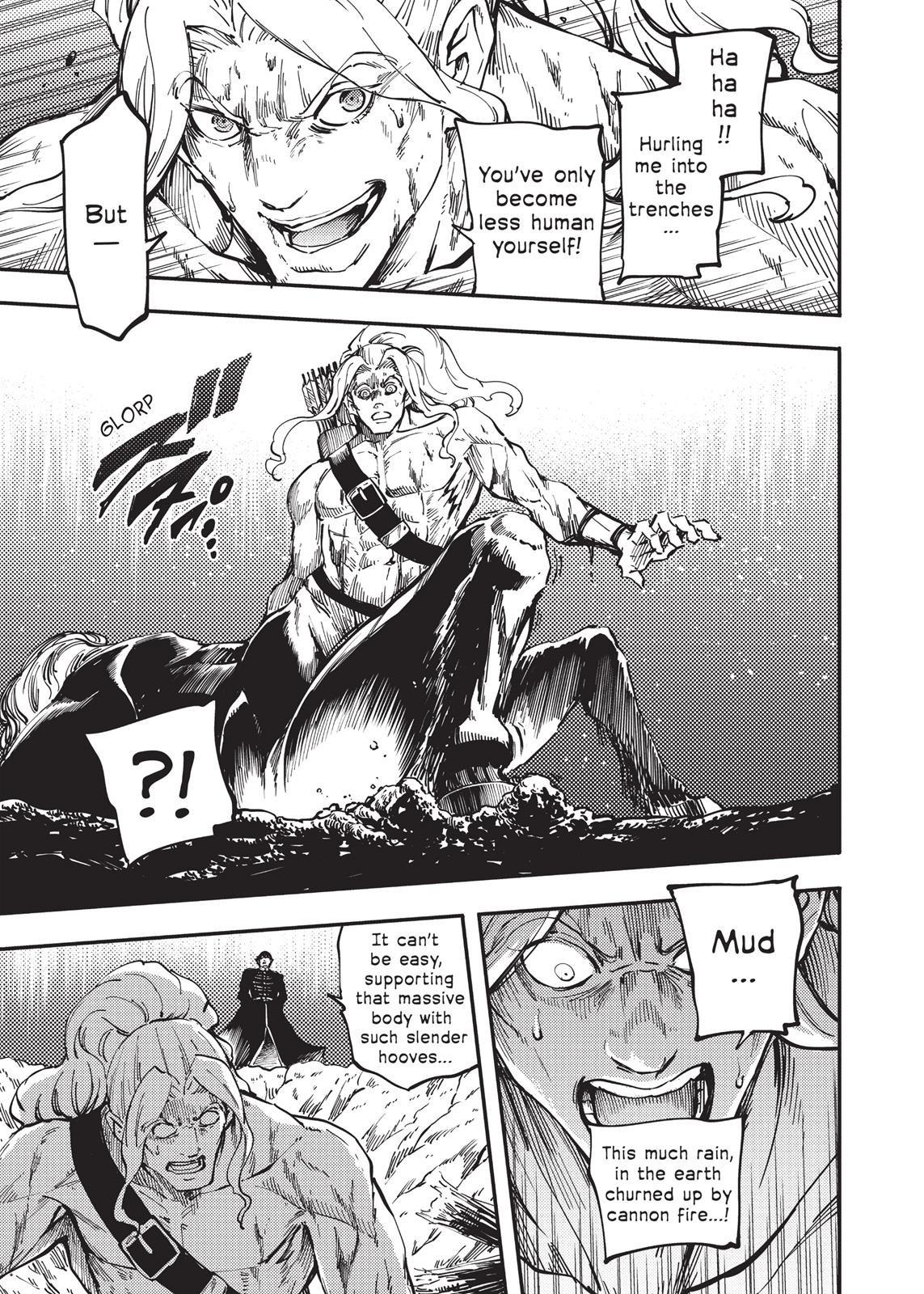 Manga To the Abandoned Sacred Beasts - Chapter 27 Page 15