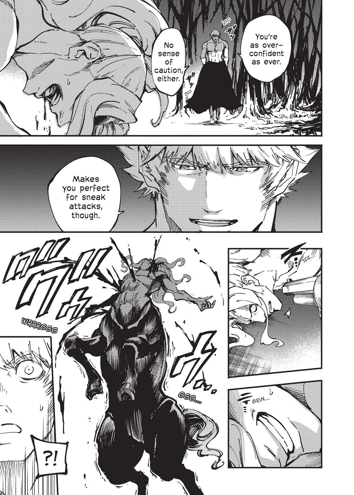 Manga To the Abandoned Sacred Beasts - Chapter 24 Page 25