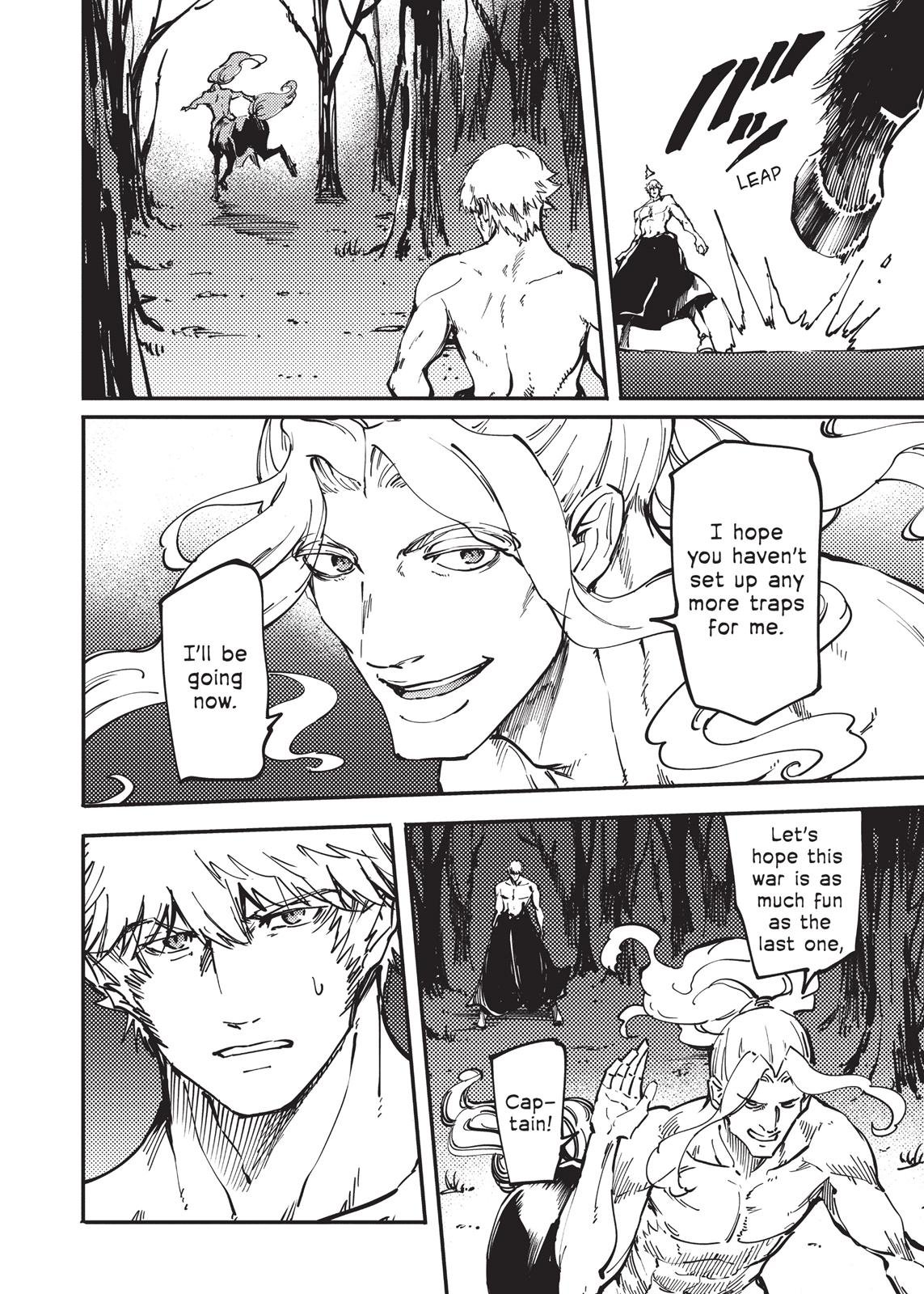 Manga To the Abandoned Sacred Beasts - Chapter 24 Page 28