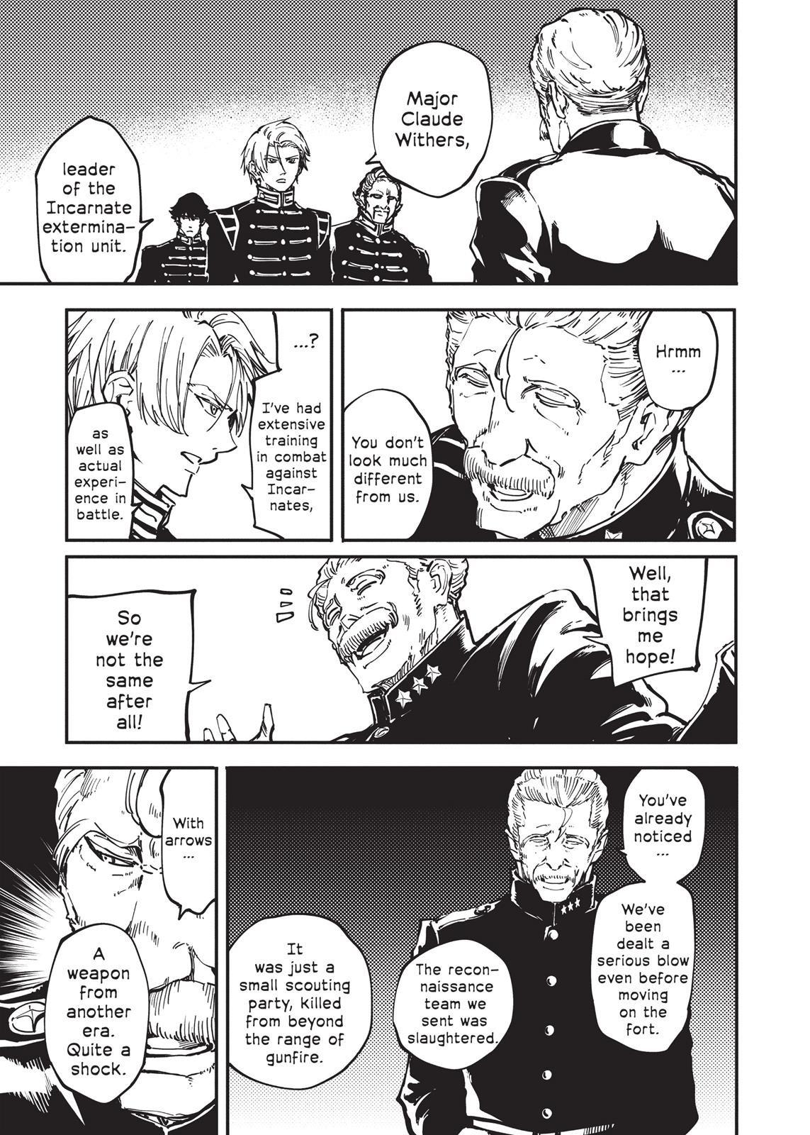 Manga To the Abandoned Sacred Beasts - Chapter 24 Page 7