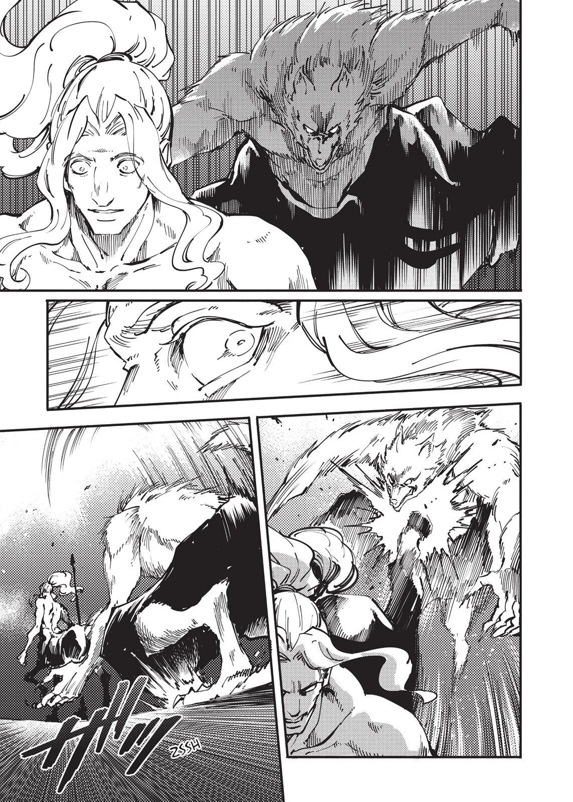 Manga To the Abandoned Sacred Beasts - Chapter 24 Page 19
