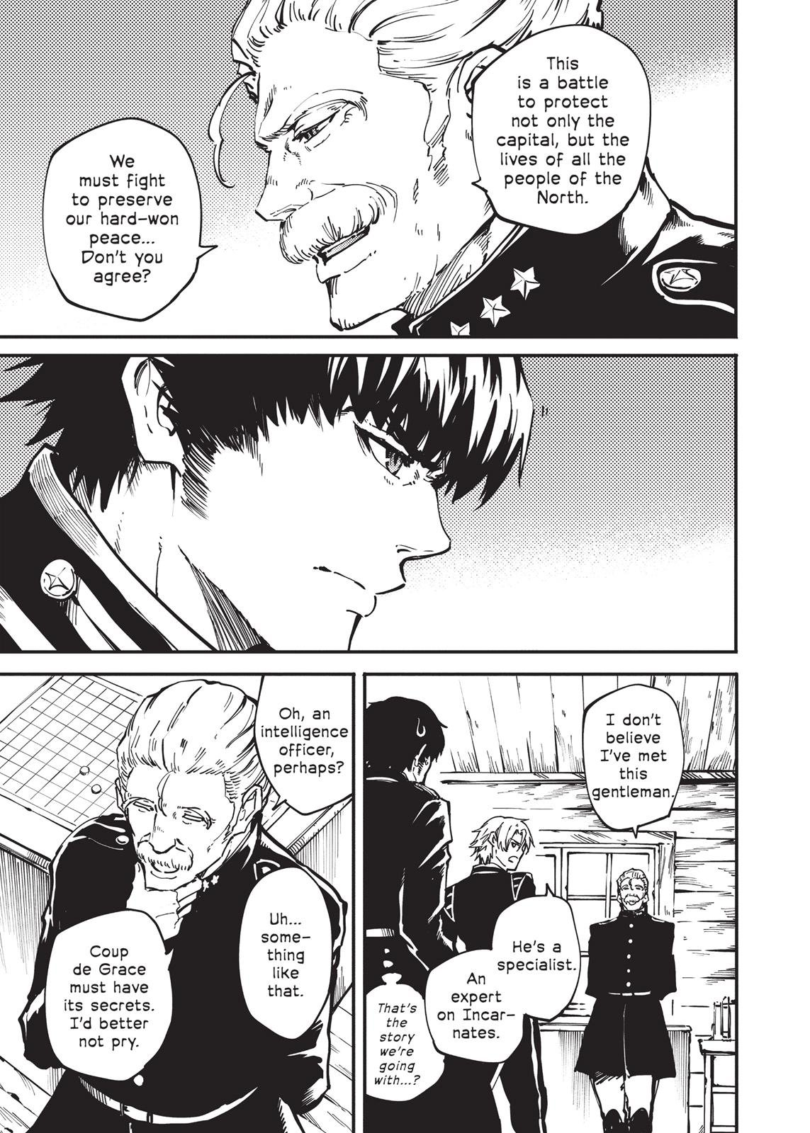 Manga To the Abandoned Sacred Beasts - Chapter 24 Page 9