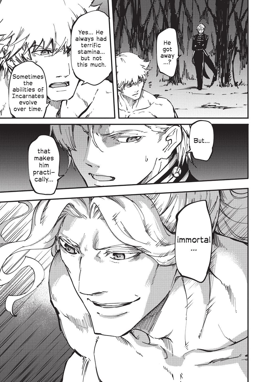 Manga To the Abandoned Sacred Beasts - Chapter 24 Page 29
