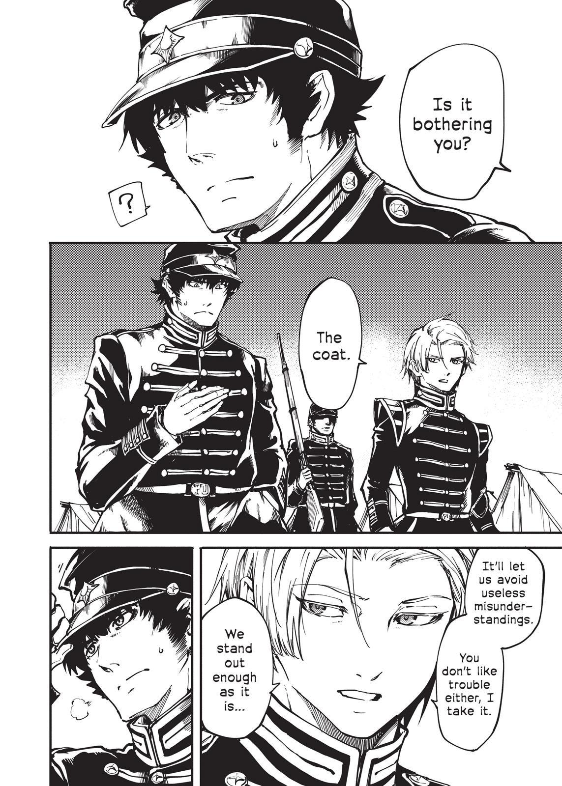 Manga To the Abandoned Sacred Beasts - Chapter 24 Page 2