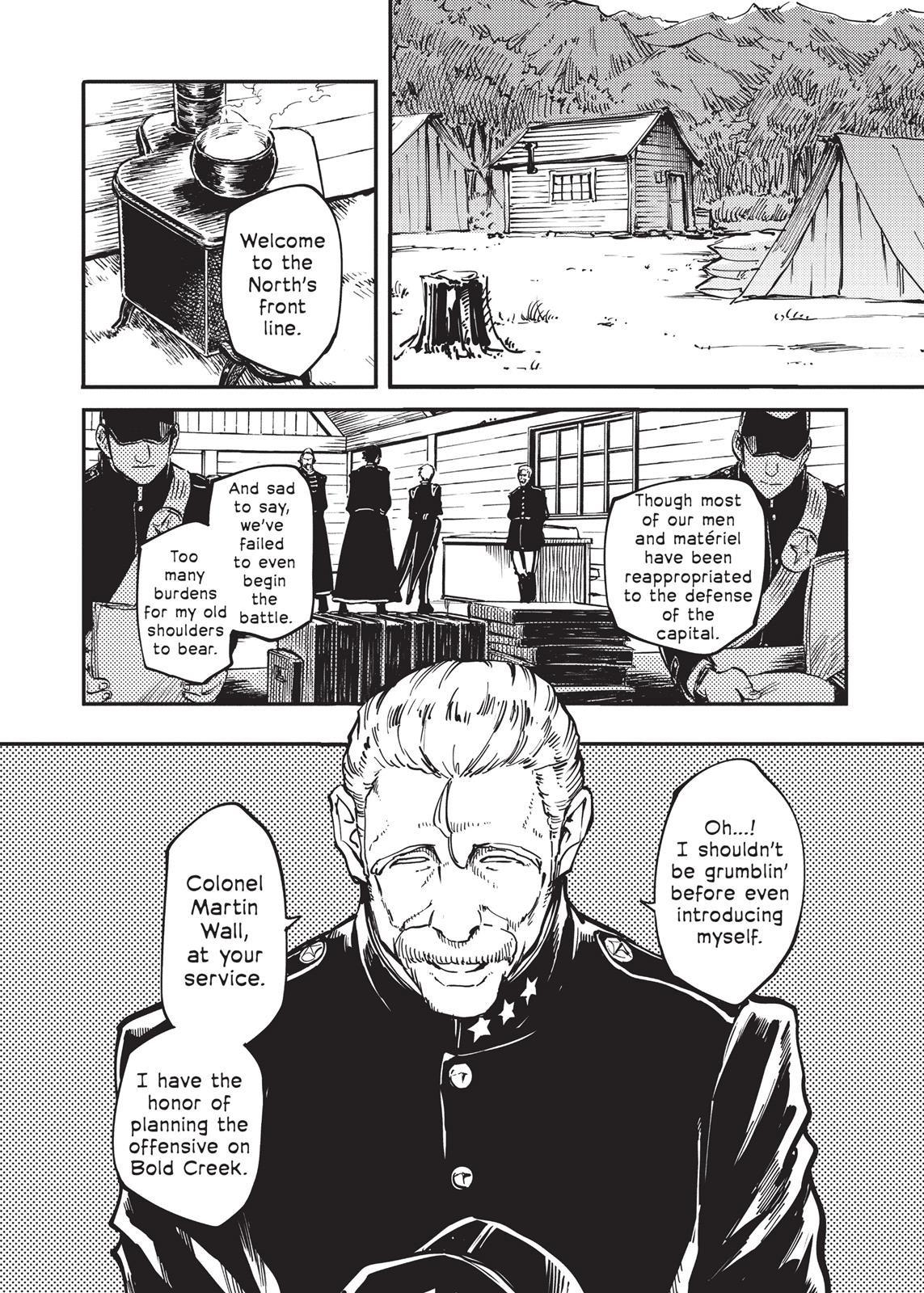 Manga To the Abandoned Sacred Beasts - Chapter 24 Page 6